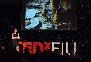 Ximena Prugue at TEDxFIU