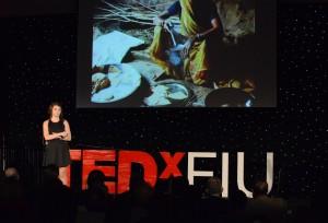 Ximena Prugue at TEDxFIU
