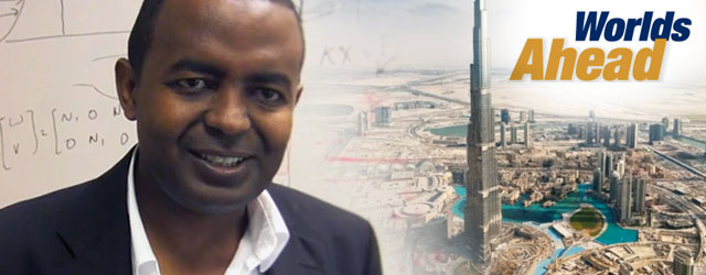 Worlds Ahead – Dr. Girma Bitsuamlak, Wind Engineering Professor
