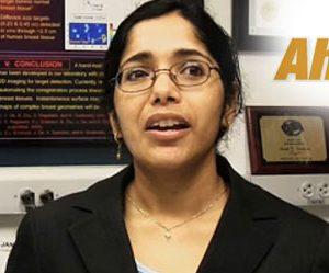 Worlds Ahead – Anuradha Godavarty, Biomedical Engineering Professor