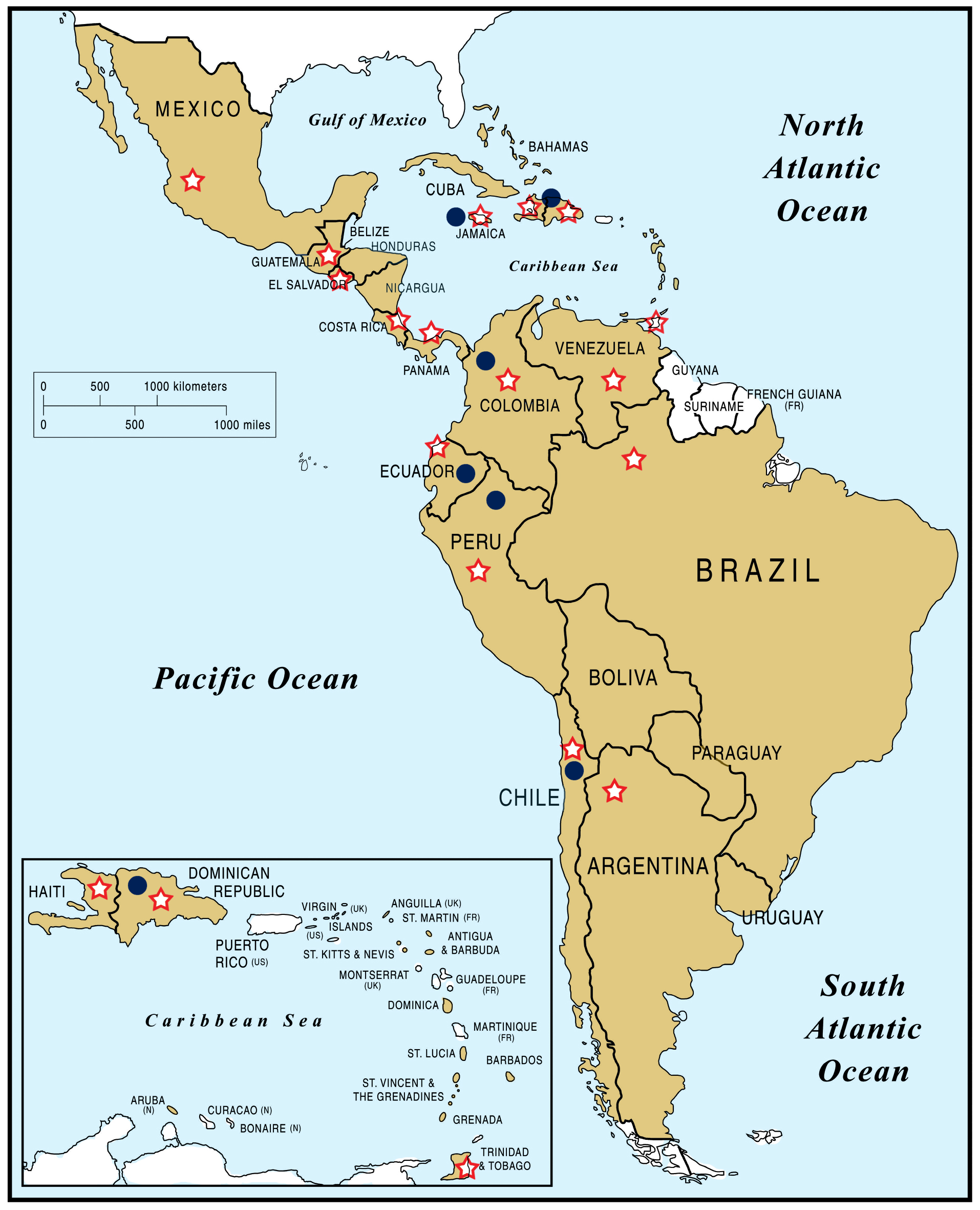 19 october 2015 mr valenzuela latin america map gumiabroncs Images