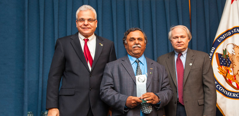 School of Computing and Information Sciences Director Iyengar inducted as a Fellow by National Academy of Inventors
