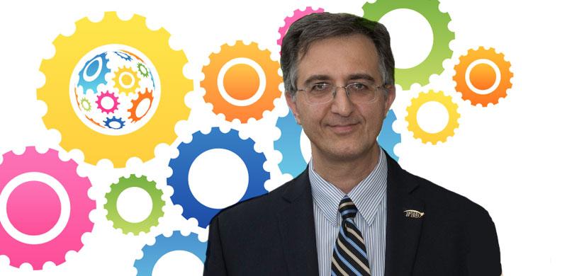 Dean Amir Mirmiran on diversity in engineering education
