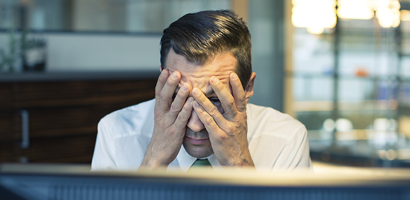 Cortisol detection research could provide public health breakthrough in managing stress hormone