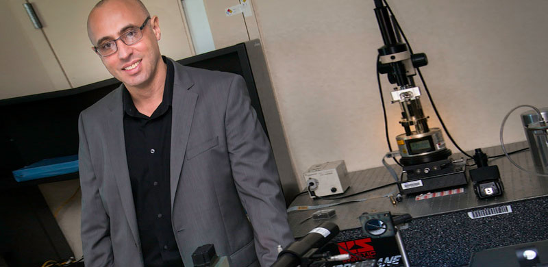 Quantum mechanics to charge your laptop? FIU prof is on it