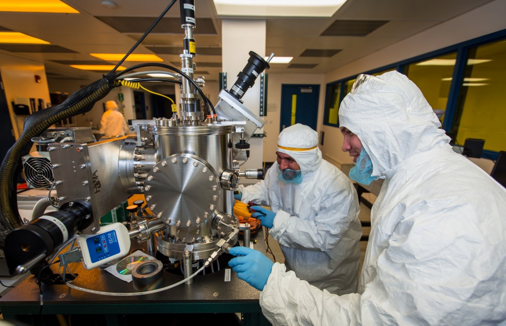 Motorola Nanofabrication Lab