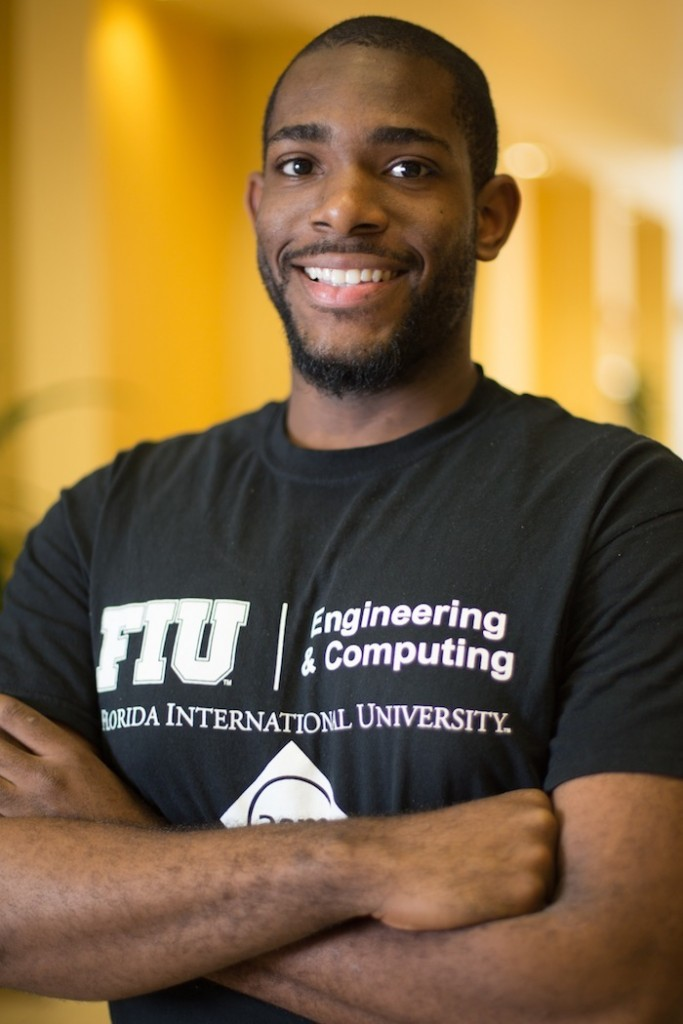 FIU Senior Xavier Thomas