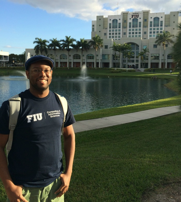 FIU Senior Franklin Abado