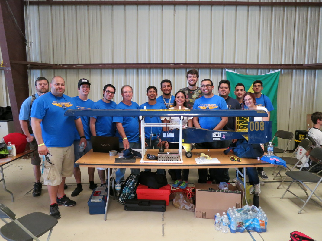 Engineering students soar at aerospace competition
