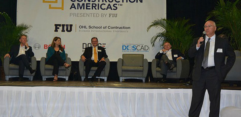 Con Con highlights tech advances in building industry