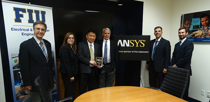 FIU adopts ANSYS engineering simulation solutions campus-wide