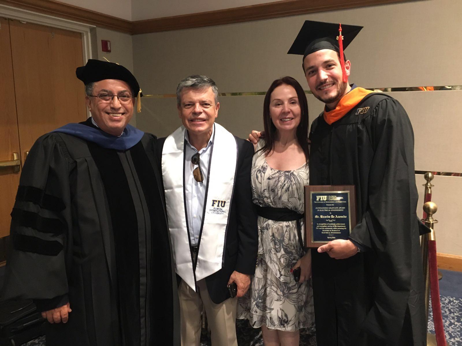 Spotlight on College of Engineering and Computing Graduates
