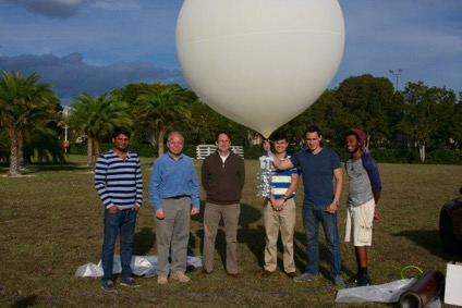 FIU students satellite destined for space