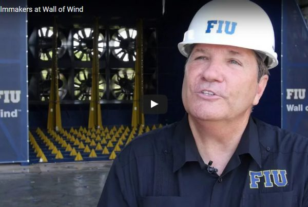 fiu wall of wind featured in IMAX film - FIU College of Engineering and Computing