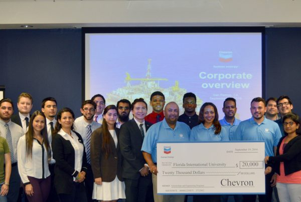 fiu-chevron-event