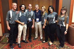 School of Construction students excel at national competition