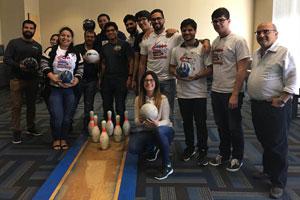 ACI Bowling Ball competency winners