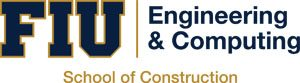 FIU Schools of Construction sholarships logo