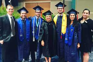 FIU ranked as second largest producer of NACME scholar graduates