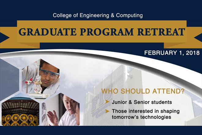 Graduate Program Retreat 2018