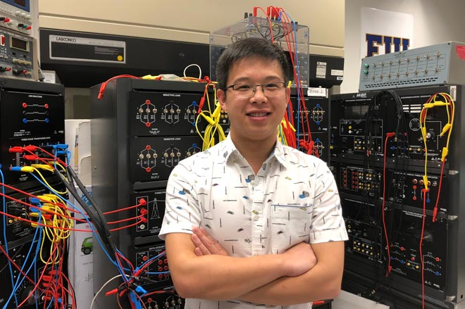 Longfei Wei's Internship as a Computational Engineer