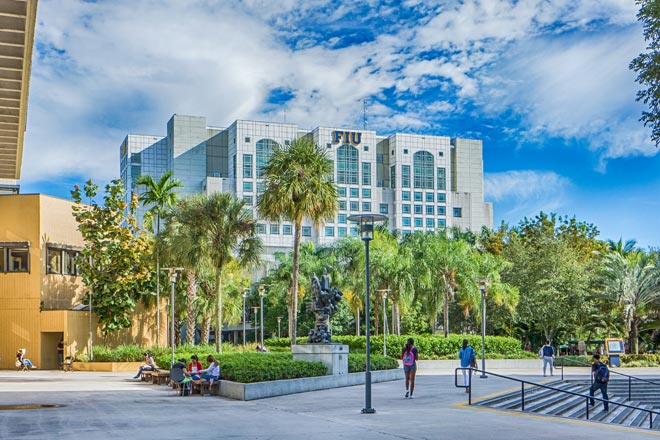 FIU Ranked Among Top 100 Worldwide Universities Granted U.S. Utility Patents in 2017