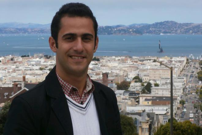 Doctoral Student Arash Moshkforoush uses Biomedical Engineering to Fight Neurological Disorders