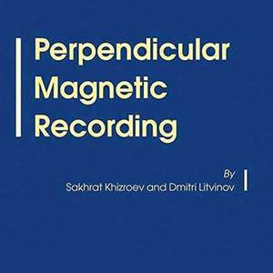 book-Perpendicular-Magnetic-Recording-Sakhrat-Khizroev