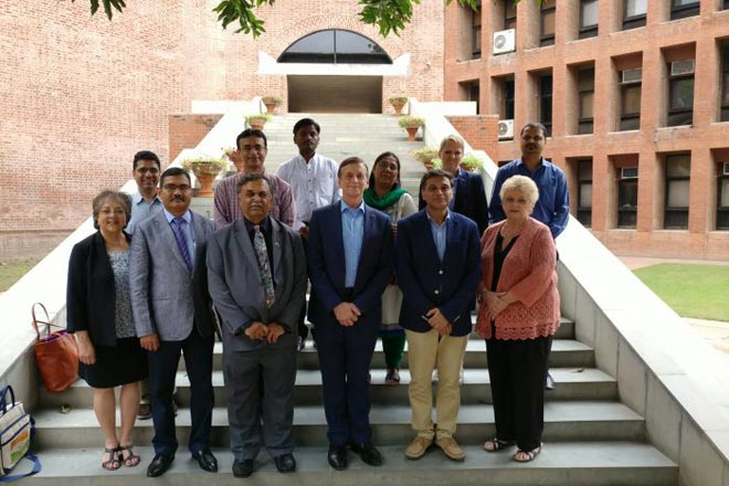 FIU Partners with IIMA to Play Key Role in India's Energy Evolution