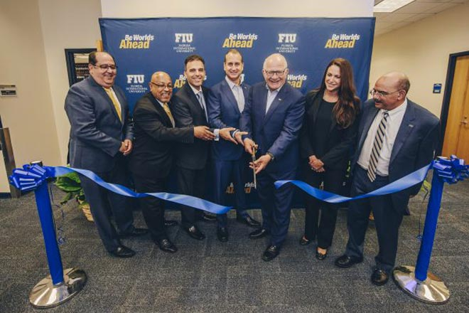 FIU Launches Transforming Antennas Center