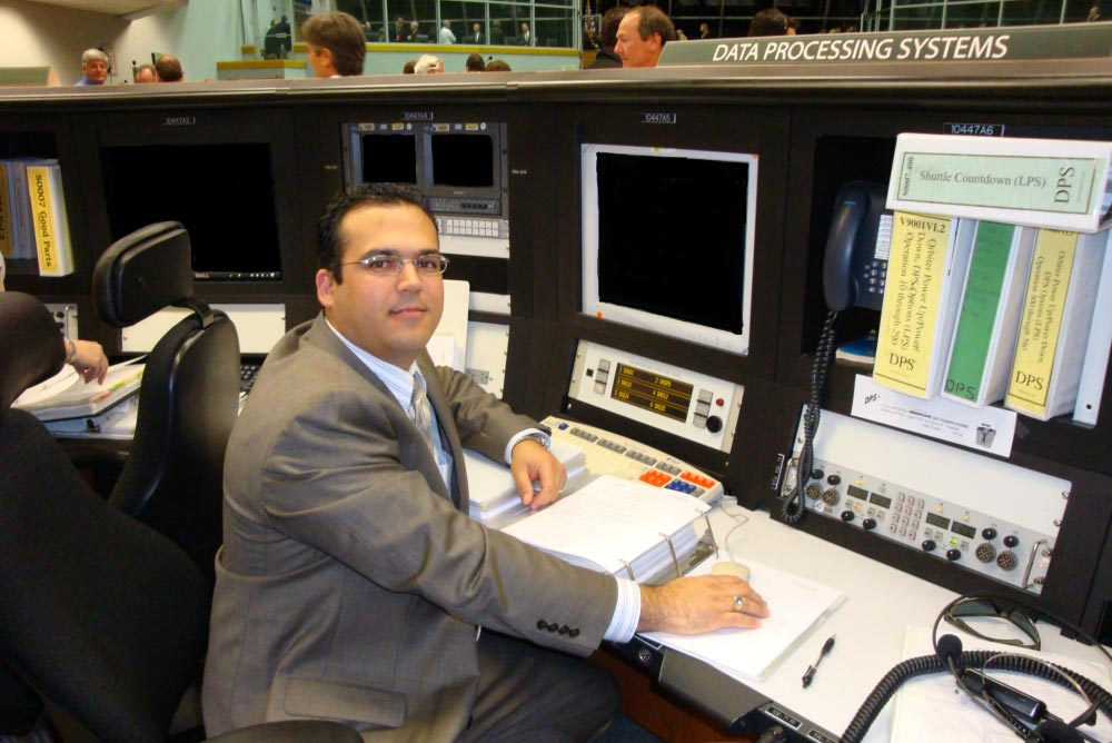 FIU Electrical Engineering Alumnus Rene Formoso Works at Nasa