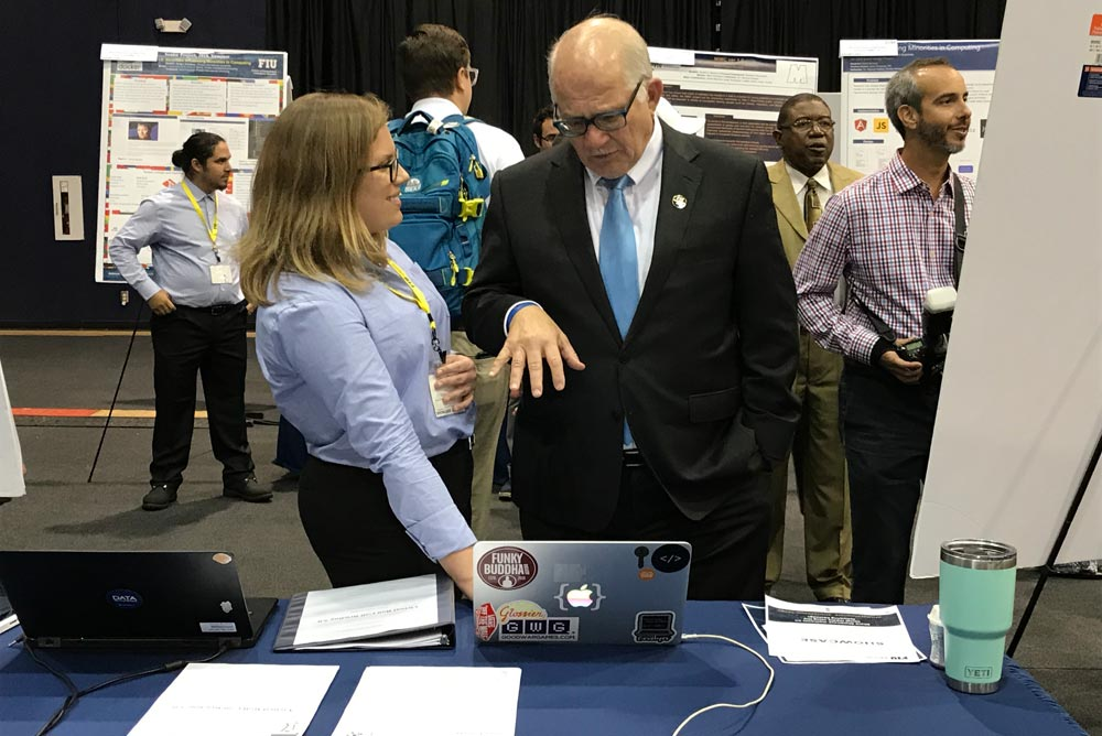 2018 Senior Design Showcase Attracts Talent Recruiters