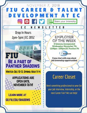 career-talent-development-newsletter-november-2018