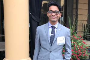 Pranjal Nautiyal: Shining Graduate Scholar Receives Prestigious Awards