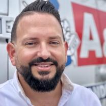 Adrian Gonzalez Headshot