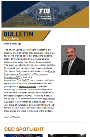 fiu-college-engineering-computing-bulletin-may-june-2018