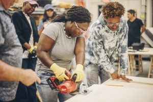 Workforce development program bolsters underserved populations, feeds growing construction industry