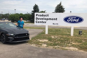 My internship at Ford Motor Company