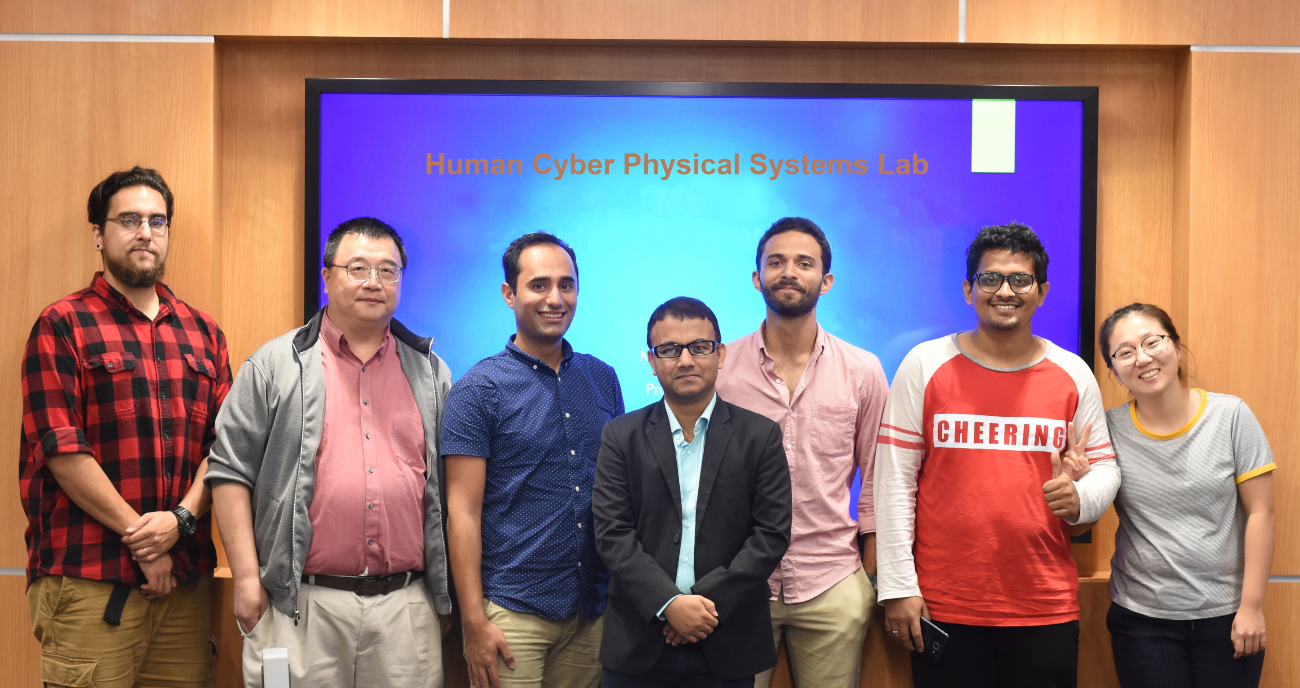 FIU's HCPS Lab receives Best Paper Award at the 2019 IEEE International Conference on Human System Interaction