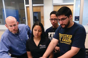 New engineering degree programs seek to develop the next generation of diverse STEM leaders