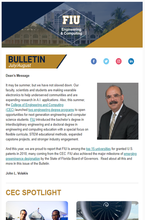 fiu-college-engineering-computing-bulletin-july-august-2019