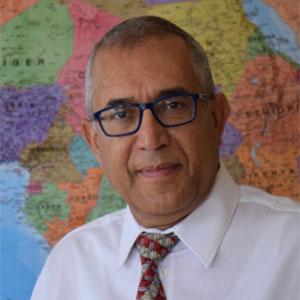 Headshot of Lakhdar Boukerrou