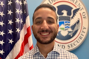 My internship as a cybersecurity intern for the Department of Homeland Security