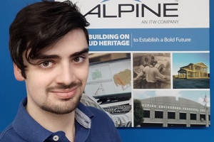 My internship as a software engineer at Alpine