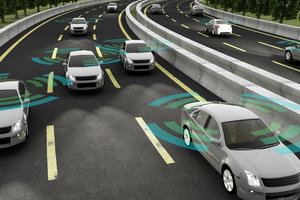 Engineers are developing communication framework for connected cars