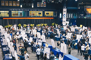 Nearly 500 seniors present engineering projects at showcase