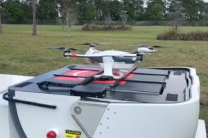 Drones Get the Lights Back on Faster for Florida Communities