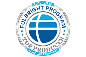FIU Named a Top Producer of Fulbright U.S. Scholars for 2019-2020