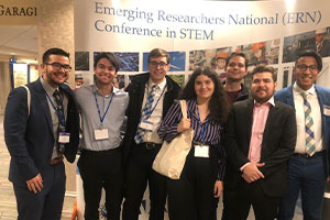TAC Researchers Receive Two Awards at the 2020 ERN Conference in STEM