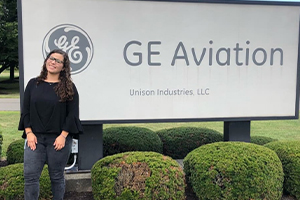My internship at General Electric Aviation